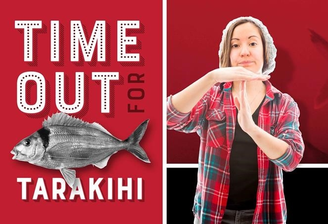 Time out for Tarakihi - Urgent Action Required