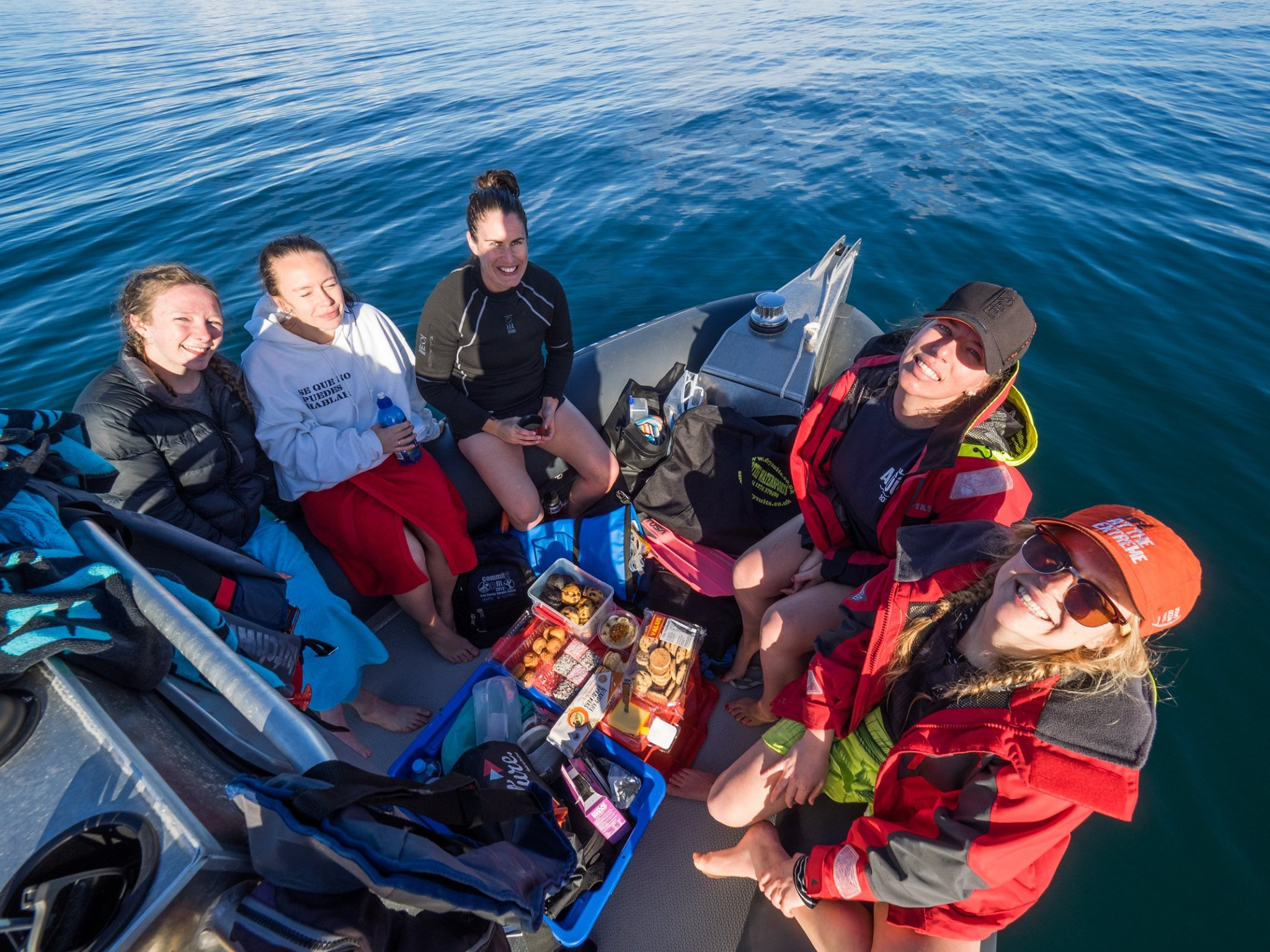 Auckland University Underwater Club kicks off semester 2