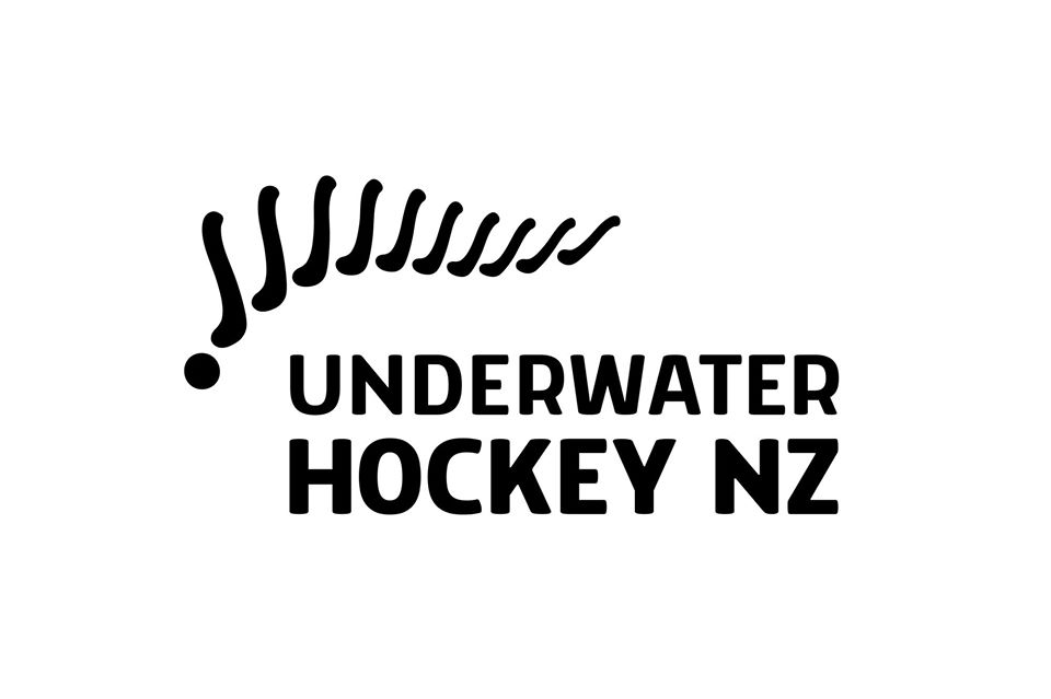 Underwater Hockey NZ new logo and tournament TV airing