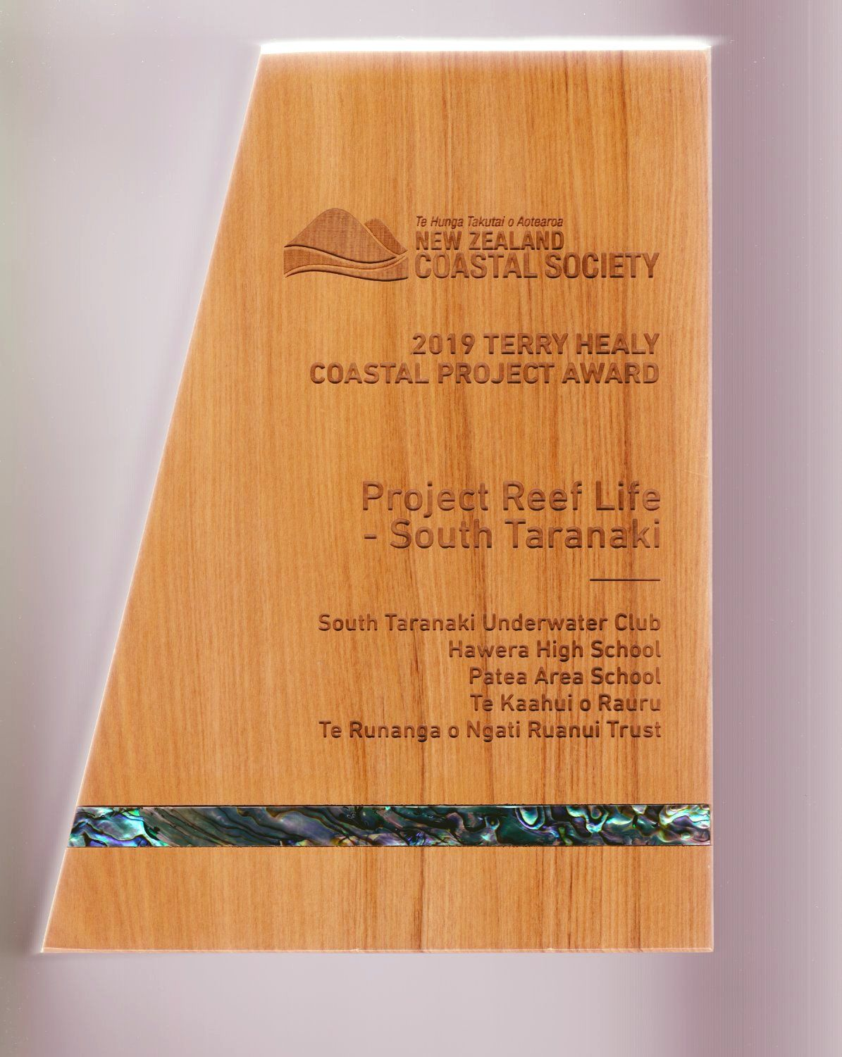More awards for Project Reef Life