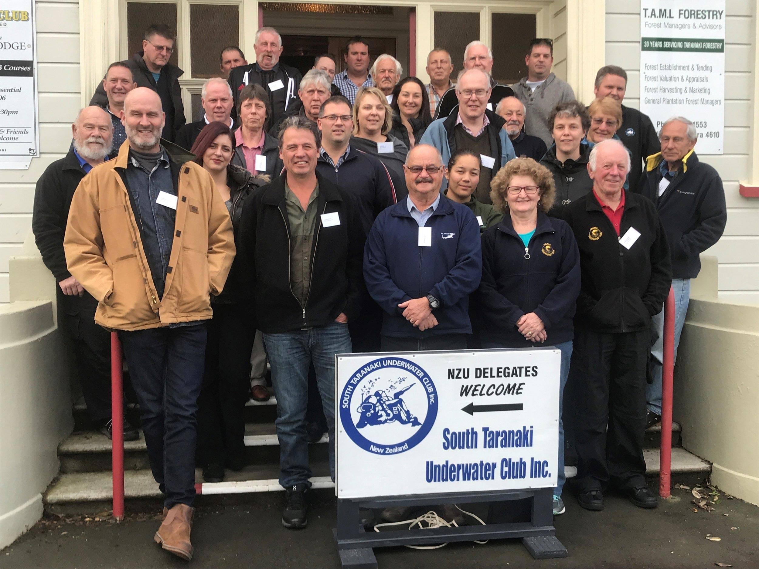 NZUA 65th Annual General Meeting