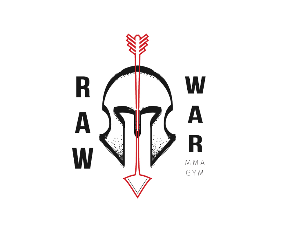 Logo Raw War MMA Gym