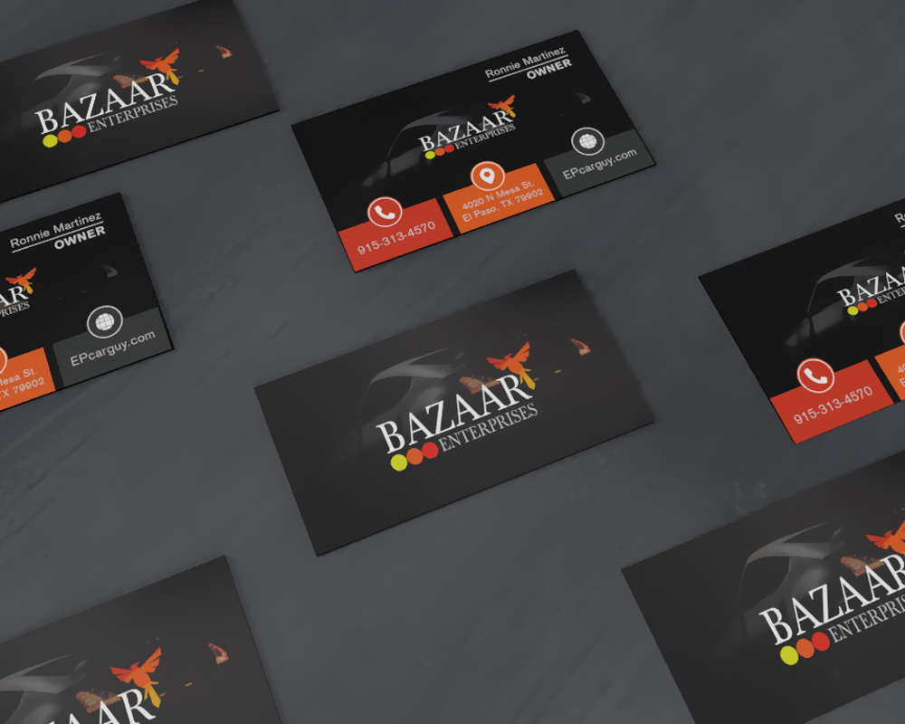 Business Cards Bazaar Enterprises