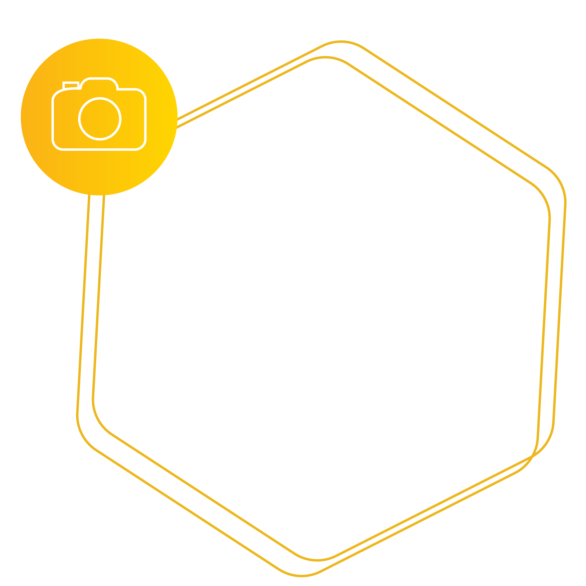 Hexagon placeholder for Photography Services