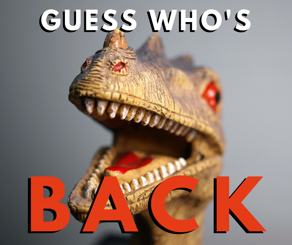 Guess Who's Back?!