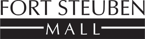 Fort Steuben Mall logo in black
