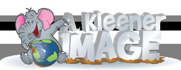 a kleener image logo