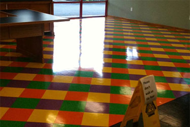 vct floor in brunswick ohio