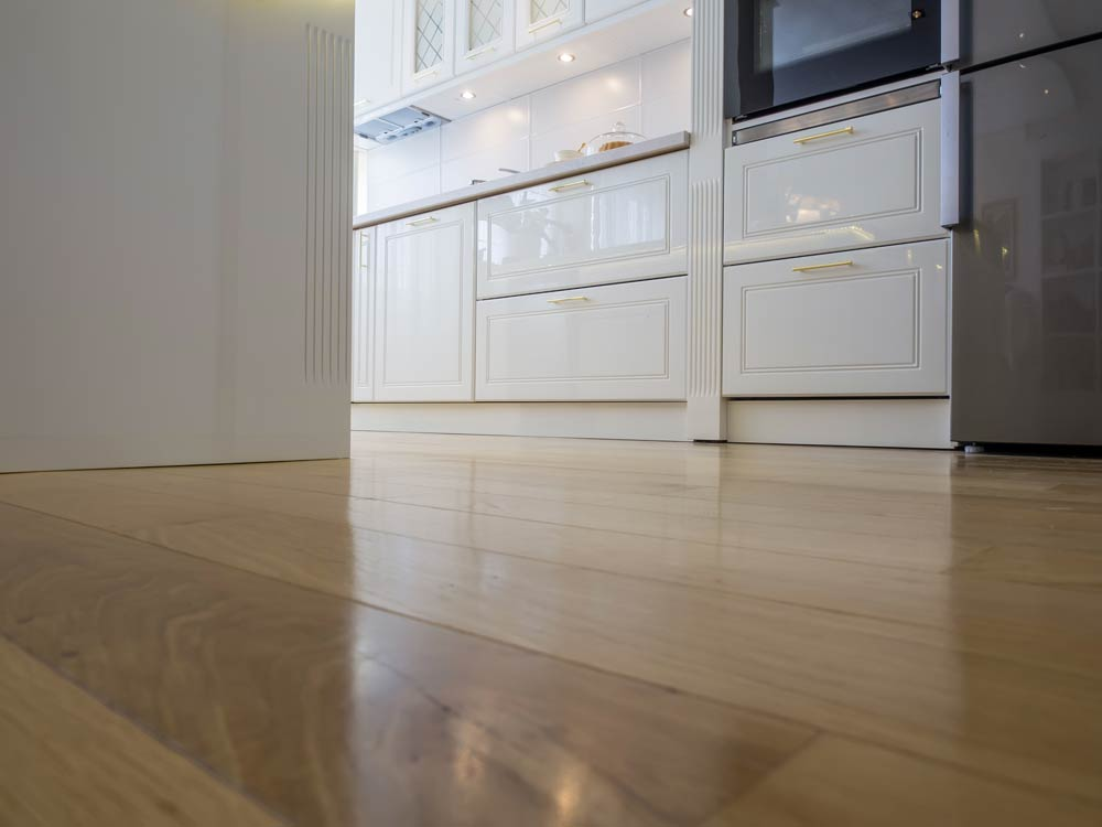 Laminate floor cleaning in Hudson