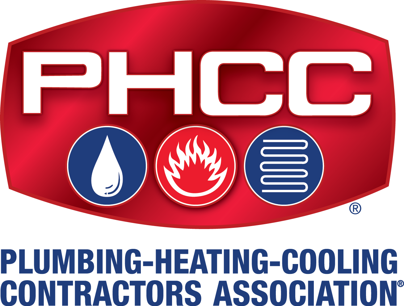 We are a member of the Plumbing-heating-cooling-contractors-association