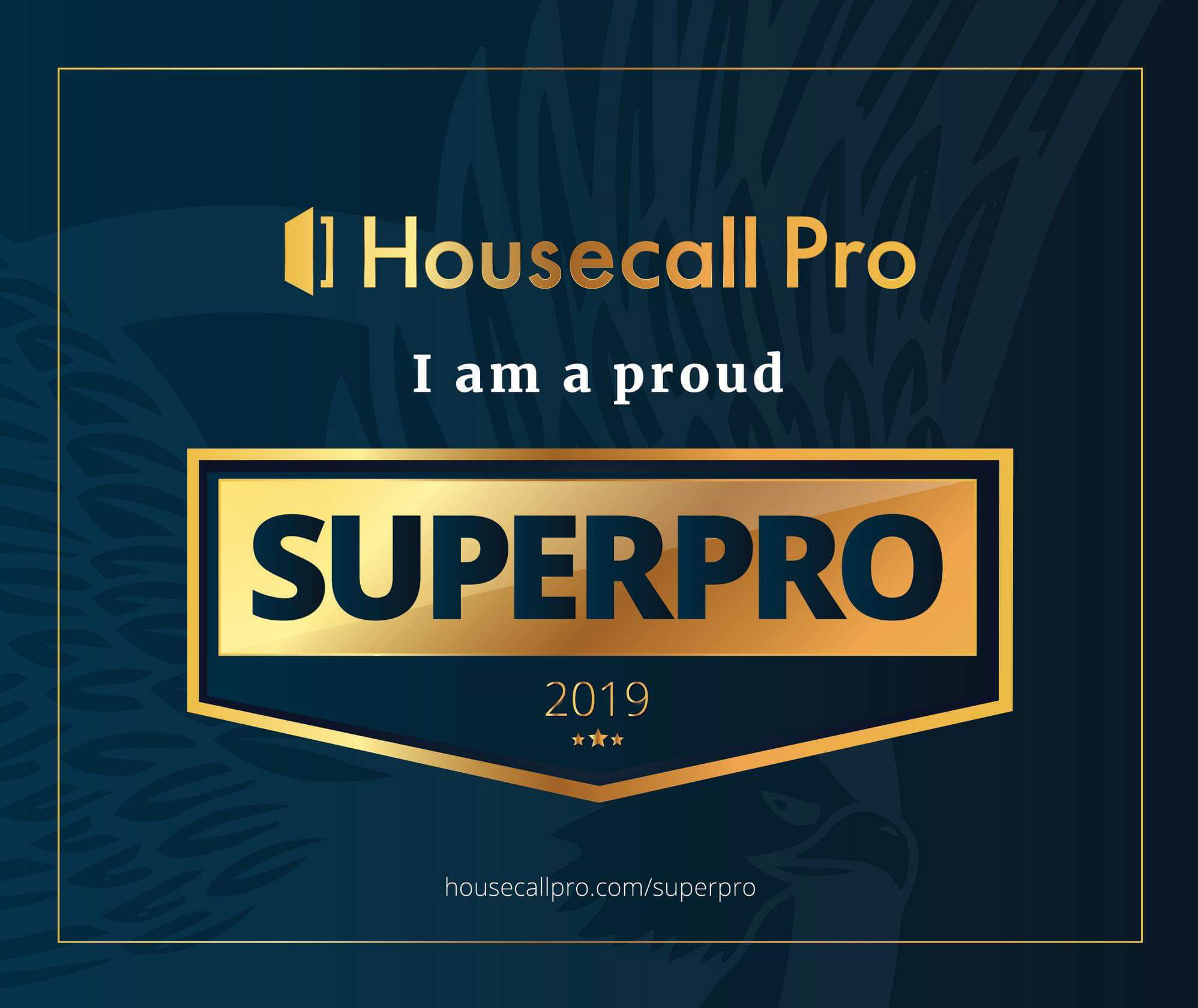 Enviro Plumbing are a Housecall Pro Superpro of 2019