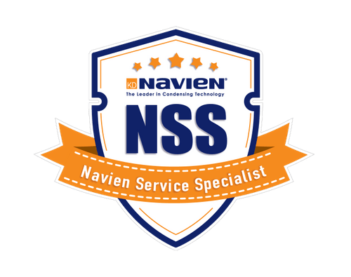 Navien Service Specialist Logo