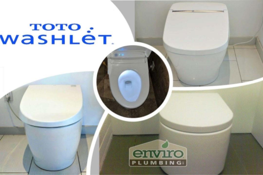 enviro plumbing toto toilet