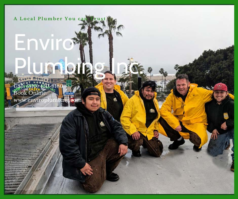 Enviro Plumbing team photo
