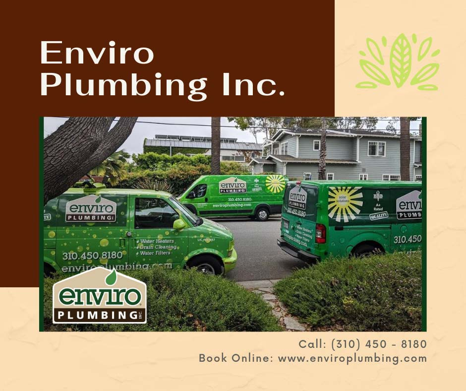 Plumbing services in West Los Angeles