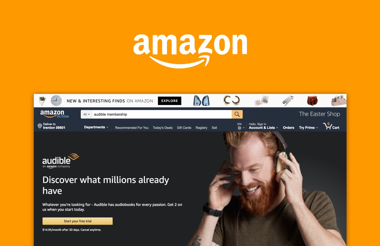 Ukuza | Elevating the Audible Experience on Amazon