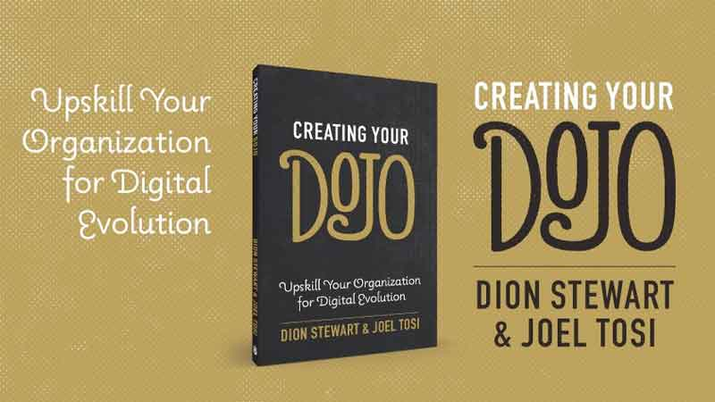 A thumbnail for Dion Stewart and Joel Tosi's book Creating Your Own Dojo.
