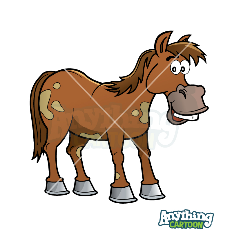 Cartoon Horse Clipart Images