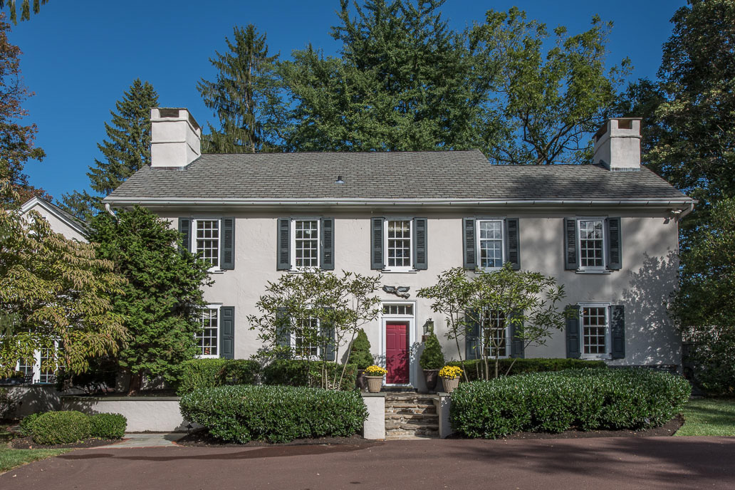 Image of Historic home in Radnor