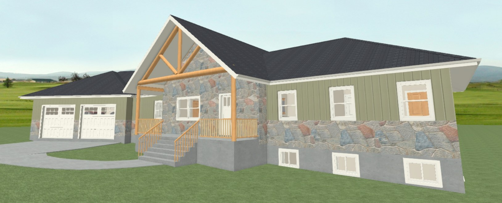 Chemong Bungalow