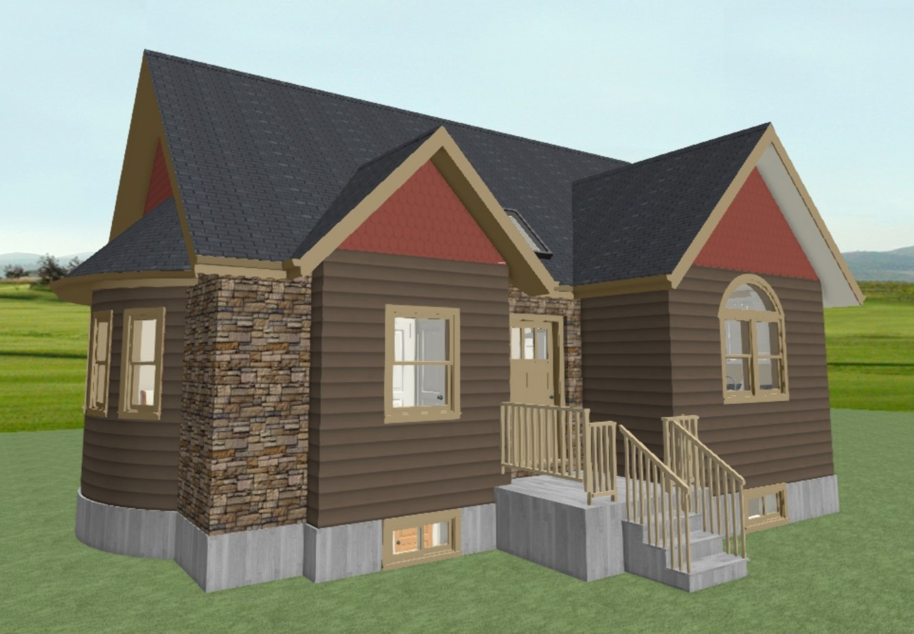 Tiny House Bungalow