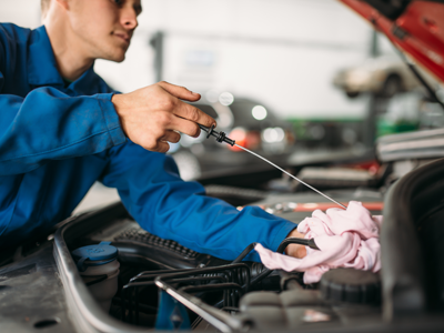 maintaining your vehicle whilst in storage
