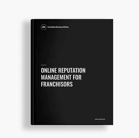 Online Reputation Management for Franchisors