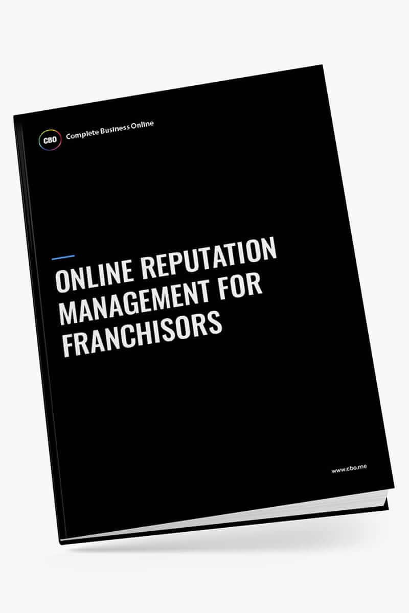 Online Reputation Management for Franchisors