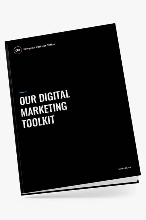 Our Digital Marketing Toolkit