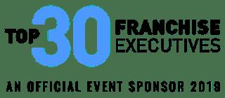 Top 30 Franchise Executives Official Sponsor 2019