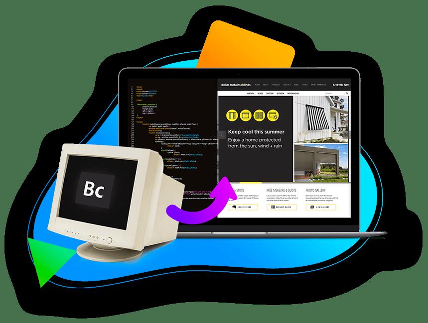 migrate your website now