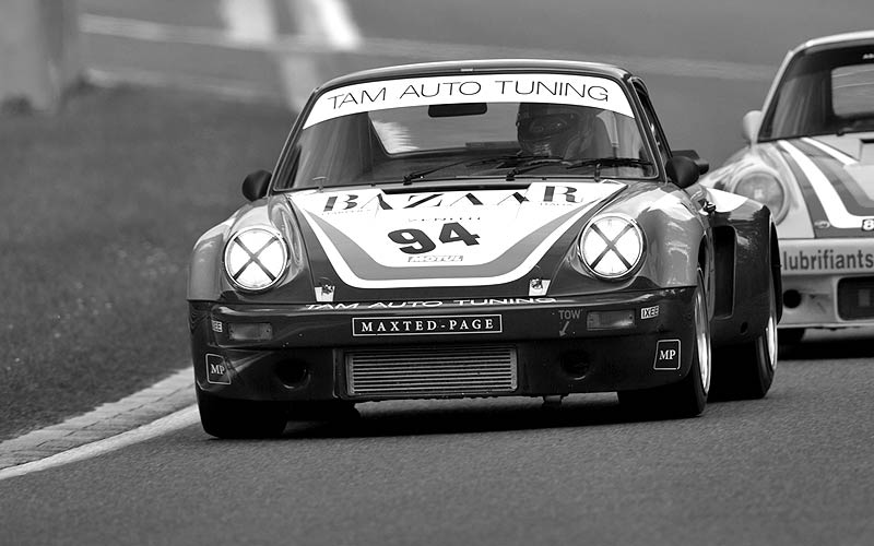 Spa Classic 2016 - Fastest Lap (2:44.570) with the ex-Giorgio Schön 1974 Porsche 3.0 RSR