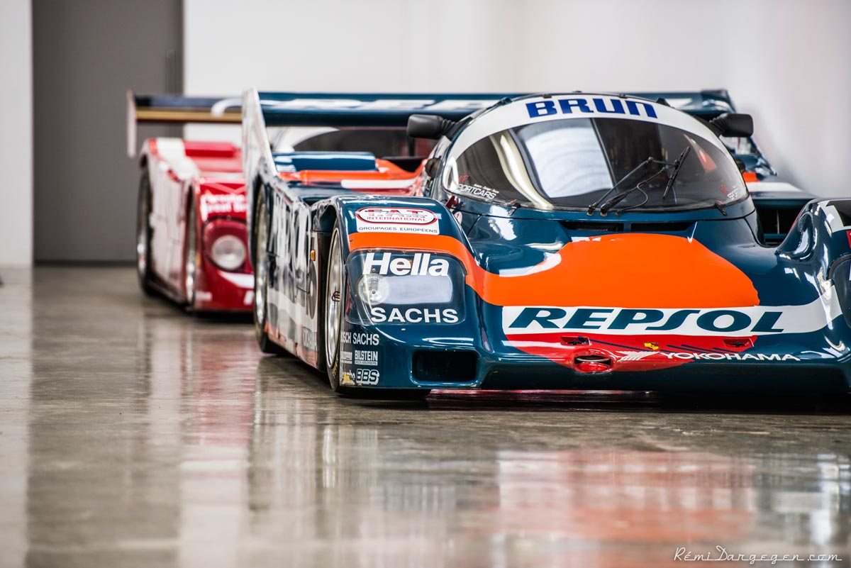 How Group C is making a comeback - Maxted-Page historic Porsche