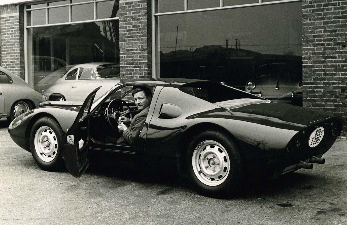 Dickie Stoop Porsche 904 — Maxted-Page historic Porsche UK