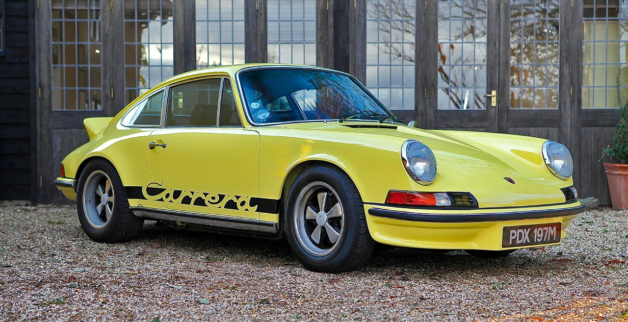 Chassis #911 360 1349