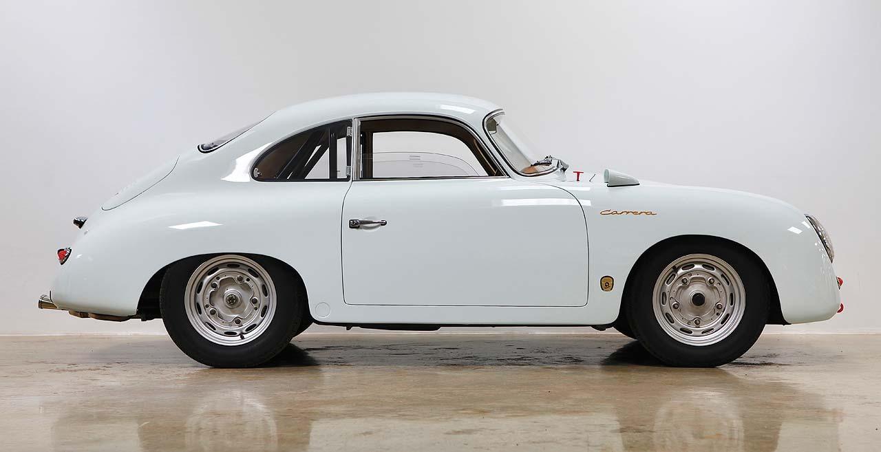 1956 Porsche 356 A Carrera Coupe