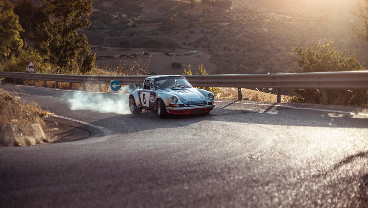 Martini Racing Porsche Carrera RSR (R6)