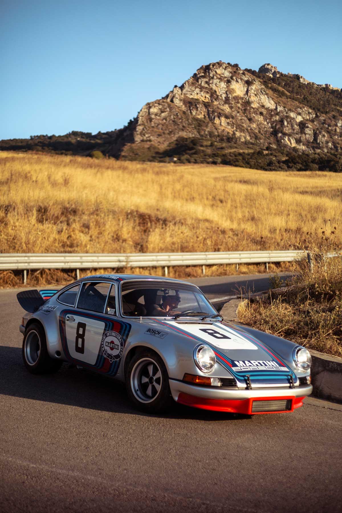 Targa Florio winning Martini Racing Porsche Carrera RSR (R6)