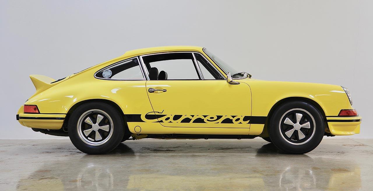 1973 Porsche 911 Carrera 2.7 RS Lightweight - M471