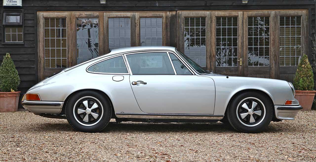 1972 Porsche 911 2.4S Coupe