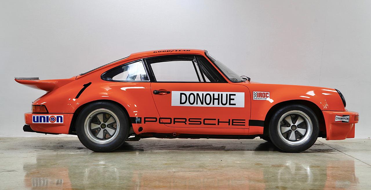 1974 Porsche IROC Carrera 3.0 RSR
