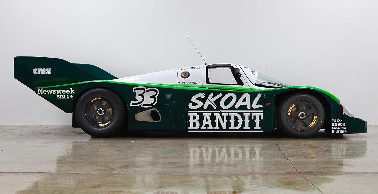 1984 Porsche 956B