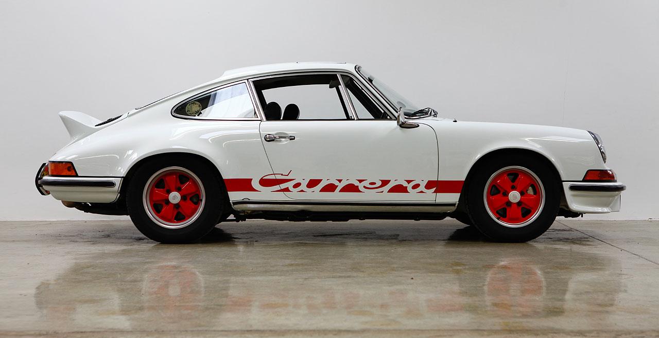 Porsche Carrera 2.7 RS - M472