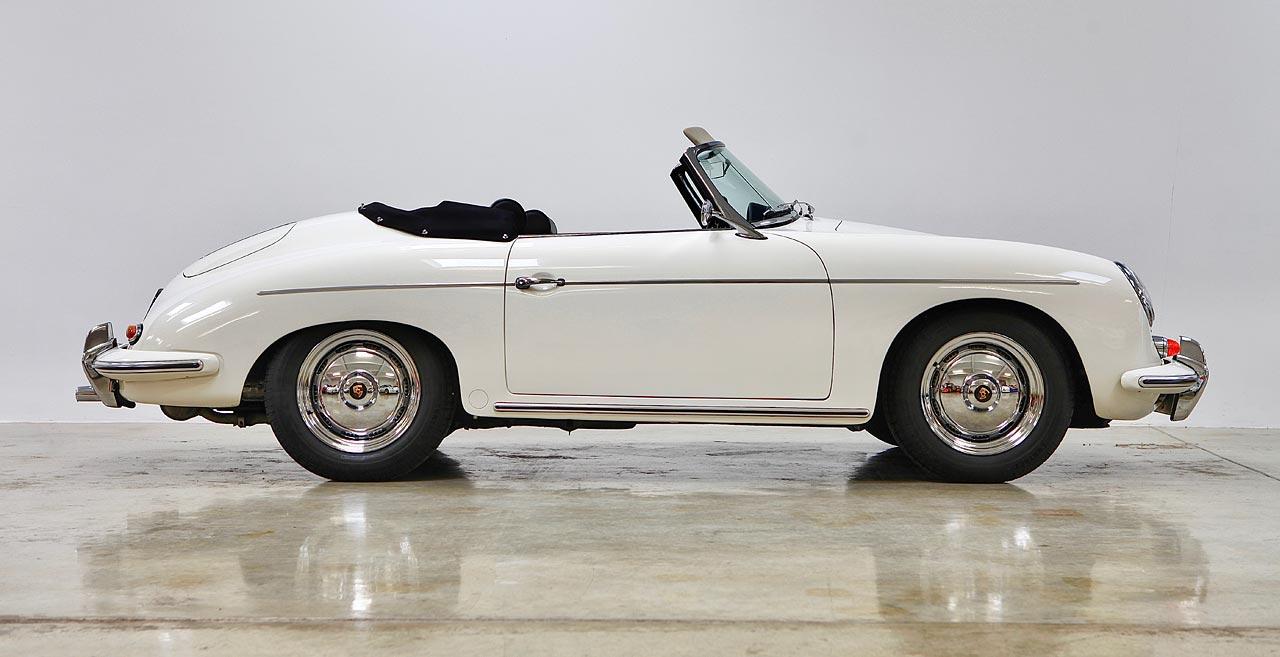 1960 Porsche 356B 1600 Super 90 Roadster
