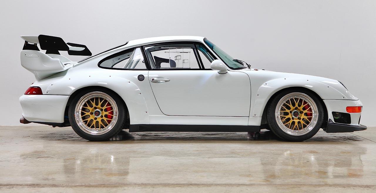 1996 Porsche 911 (993) GT2 Evo