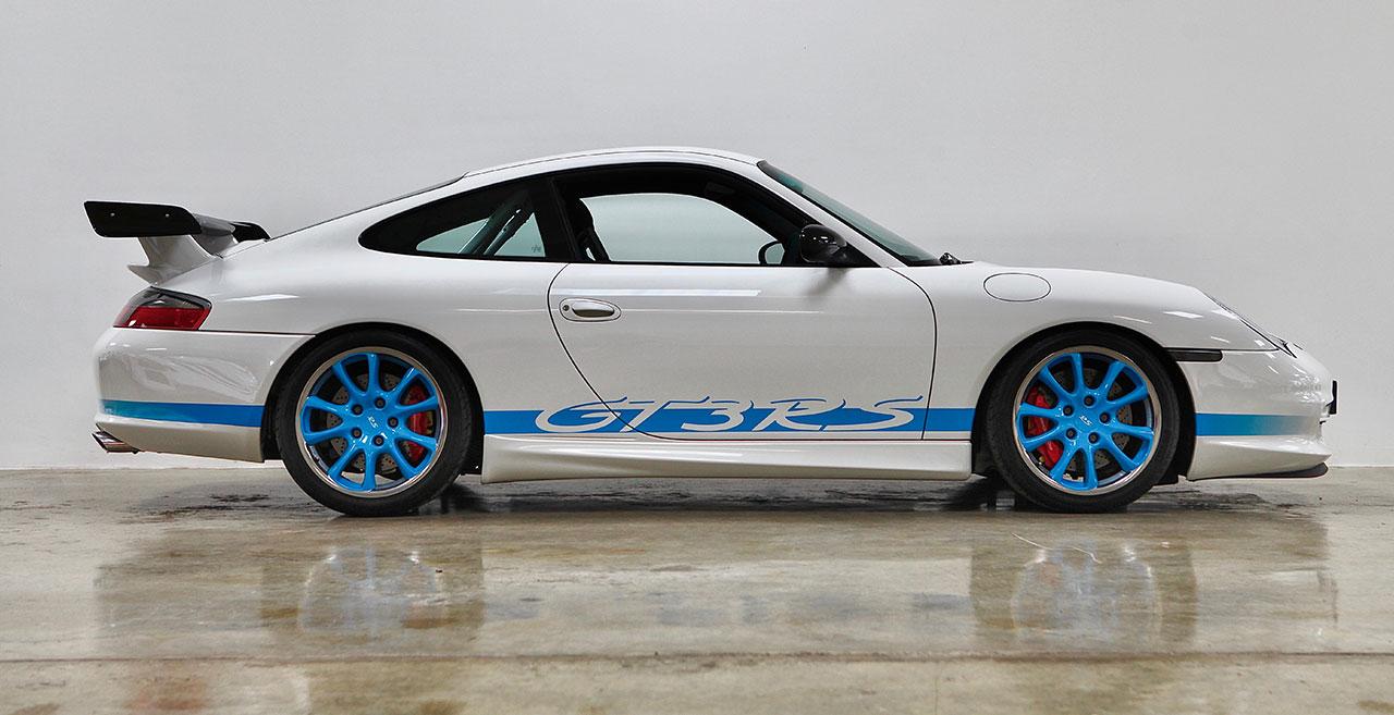2004 Porsche 911 (996) GT3 RS