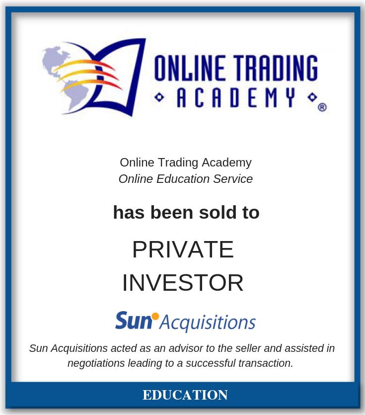 Sun acquisitions business broker