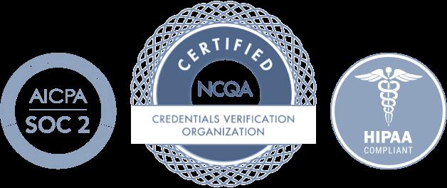 AICPA SOC 2 / CERTIFIED NCQA / HIPAA COMPLIANT