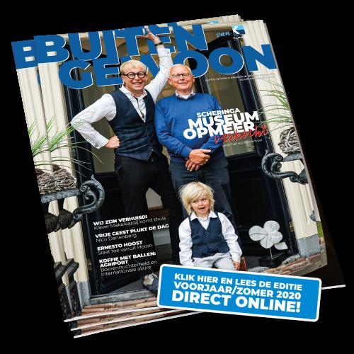 Buitengewoon Magazine voorjaar zomer 2020