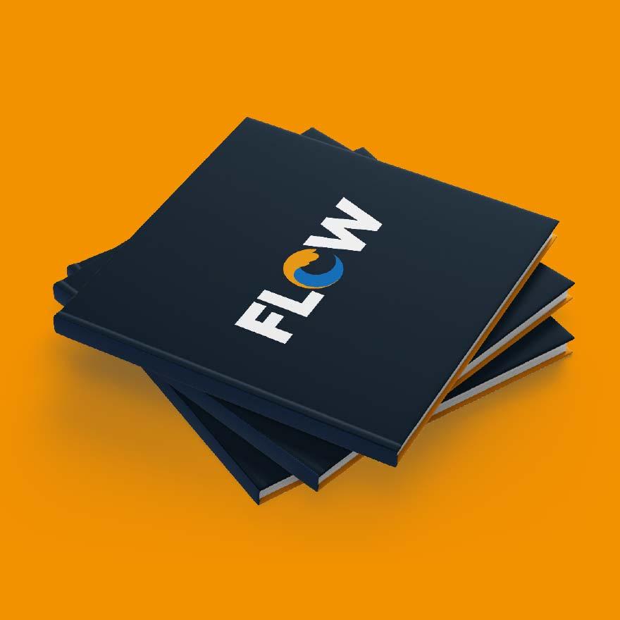 Het FLOW boek is er!